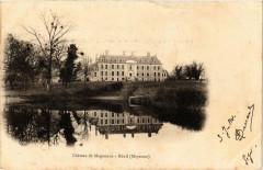 Chateau de Magnanne Ménil - Ménil
