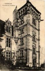 Chemazé Tourelle du Chateau - Chemazé