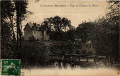 Entrammes Parc et Chateau de Briacé - Entrammes