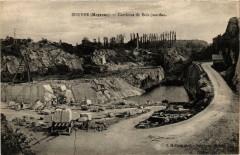 Bouere Carrieres de Bois-Jourdan - Bouère