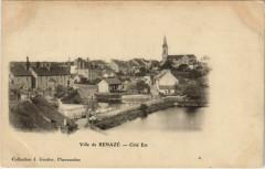 Ville de Renaze Coté Est - Renazé
