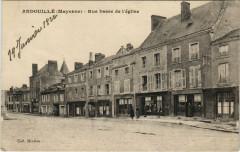Andouille - Rue Basse de l'Eglise - Andouillé