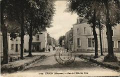 Evron - Rue de l'Hotel de Ville - Évron