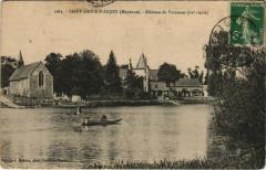 Saint-Denis D'Anjou - Chateau de Varennes (Xv siecle) - Saint-Denis-d'Anjou