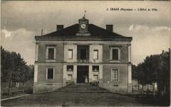 Craon - L'Hotel de Ville - Craon