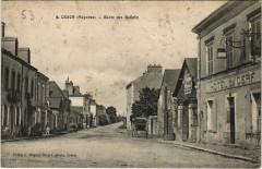 Craon - Route des Ballets - Craon
