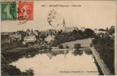 Renaze - Panorama - Renazé