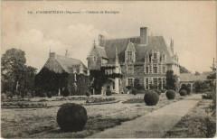 Fromentieres - Chateau de Baubigne - Fromentières