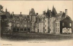 Chateau de Mezanger pres Evron - Évron
