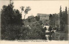 Saulges - Le vieux Montguyon, Ix siecle - Saulges