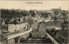 Vue generale de Montsurs - Montsûrs