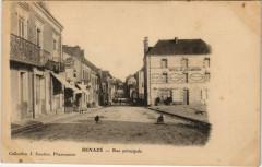 Renaze - Rue principale - Renazé