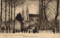 Paunetier Duhamel - Place du Parvis Pontmain - Placé