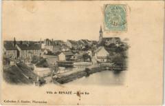 Ville de Renaze - Cote Est - Renazé