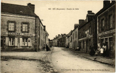 Izé, Mayenne-Route de Sillé - Izé