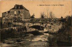 Gorron-Mayenne, Le Pont sur la Colment - Gorron