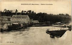 Andouillé-Usine d'amiante - Andouillé