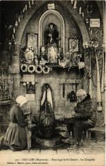 Saulges - Ermitage de St.-Cenere - Saulges