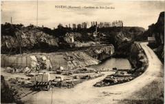 Bouere - Carrieres de Bois Jourden - Bouère