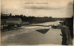 Andouille - Usine de l'Amaints - Andouillé