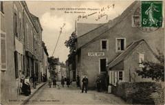 Saint-Denis-D'Anjou - Rue de Morannes - Saint-Denis-d'Anjou