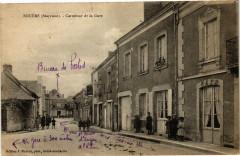 Bouére - Carrefour de la Gare - Bouère