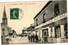 Sainte-Gemmes-Le Robert - Place et Route d'Evron - Sainte-Gemmes-le-Robert