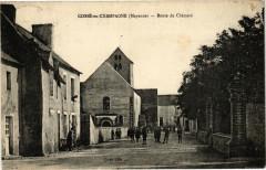 Cossé-en-Champagne - Route de Chémeré - Cossé-en-Champagne