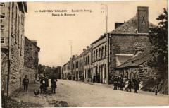 La Haie-Traversaine - Entrée du bourg - Route de Mayenne - La Haie-Traversaine