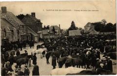 Saint-Denis-de-Gastines - Champ de loire aux chevaux - Saint-Denis-de-Gastines