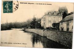 Montsurs-Les bords de la Jouanne - Montsûrs