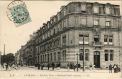 Le Mans Hotel des Postes Bd René Levasseur - René