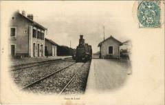 Loue La Gare Locomotive - Loué