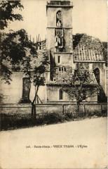 Vieux Thann - L'Eglise - Vieux-Thann