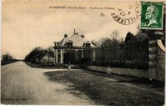 Le Rousset-d'Acon - Pavillon du Chateau - Acon