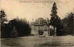 La Saussaye - Chateau de la Pommeraie - La Saussaye