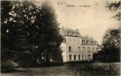 Noyers - Le Chateau - Noyers