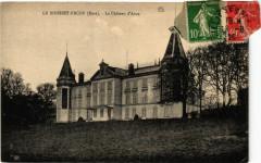 Le Rousset-d'Acon - Le Chateau d'Acon - Acon