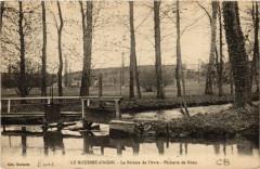 Le Rousset-d'Acon - La Riviere de l'Acon - Pecherie de Edeir - Acon