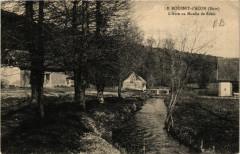 Le Rousset-d'Acon - L'Avre au Moulin de Edeiz - Acon