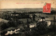 Saint-Vigor - La Moulin et Vue sur Autheuil - Saint-Vigor