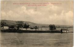 Pont-de-l'Arche-Igoville Maisons Canal envahies par l'inondation - Igoville