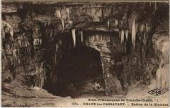 Chaux-les-Passavant Entree de la Glaciere - Chaux-lès-Passavant