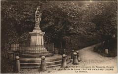 Scey-Maisieres Notre-Dame du Chene - La Statue - Scey-Maisières