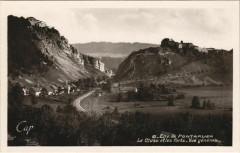 La Cluse-et-Mijoux La Cluse et les Forts - Vue Generale - La Cluse-et-Mijoux