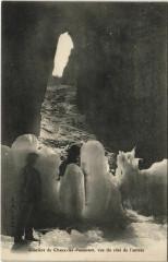 Chaux-les-Passavant Glaciere - Vue du Cote de l'Entree - Chaux-lès-Passavant