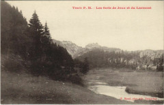 La Cluse-et-Mijoux Les Forts de Joux et du Larmont - Tram P. M. - La Cluse-et-Mijoux