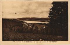 Montperreux Le Lac vu des Pentes de Montperreux - Montperreux
