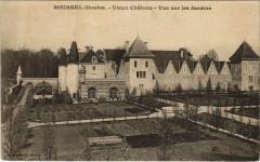 Cubry Bournel - Vieux Chateau - Vue sur les Jardins - Cubry