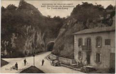 Le Troup-au-Loup Morre - Scene - Environs de Besancon - Morre